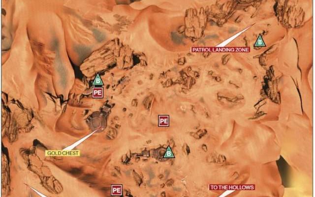 PS4/XB1《命運》官方攻略翻譯(火星篇)