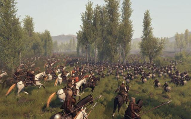 《騎馬與砍殺2》匹配對戰玩法簡介