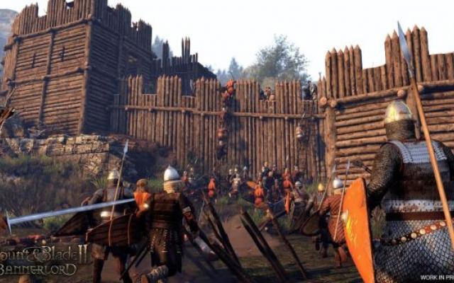 《騎馬與砍殺2》攻城與野戰技巧