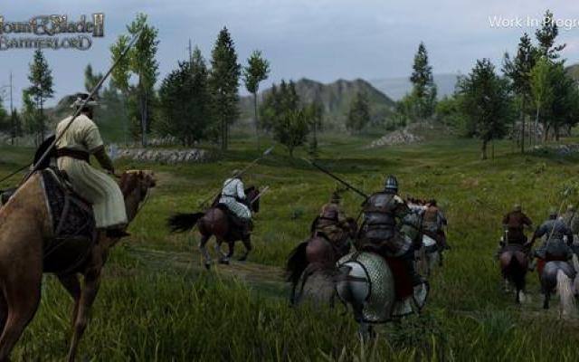 《騎馬與砍殺2》騎術全技能效果介紹